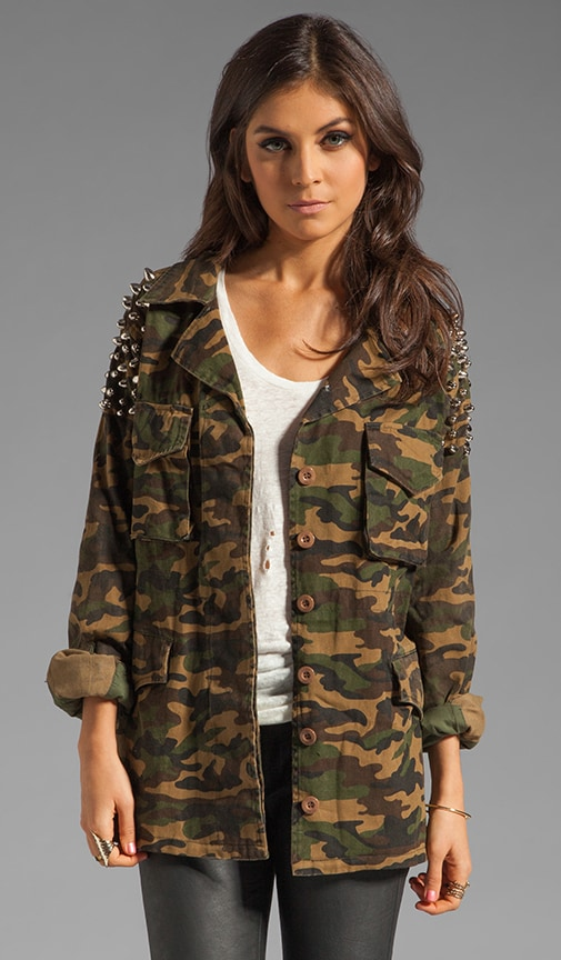 AWOL Studded Jacket