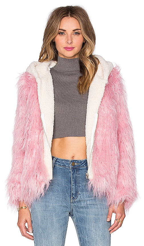 Gemma Faux Fur Jacket