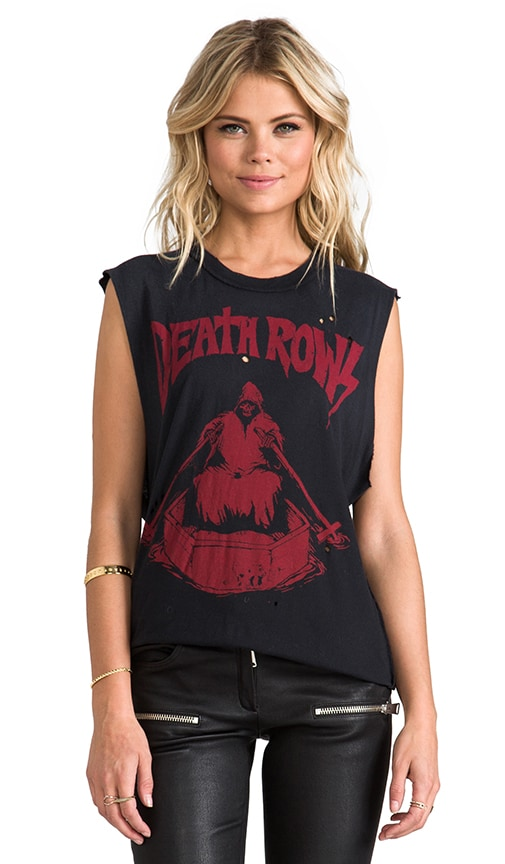 Death Rows Graphic Tank