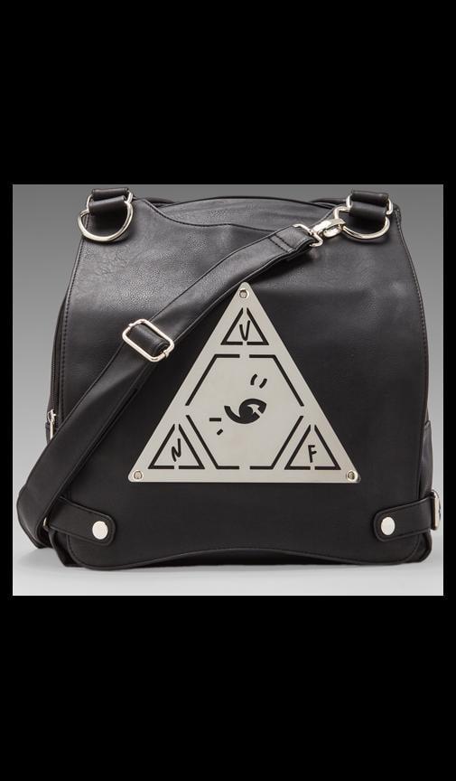 Pyramid Pack Messenger Bag