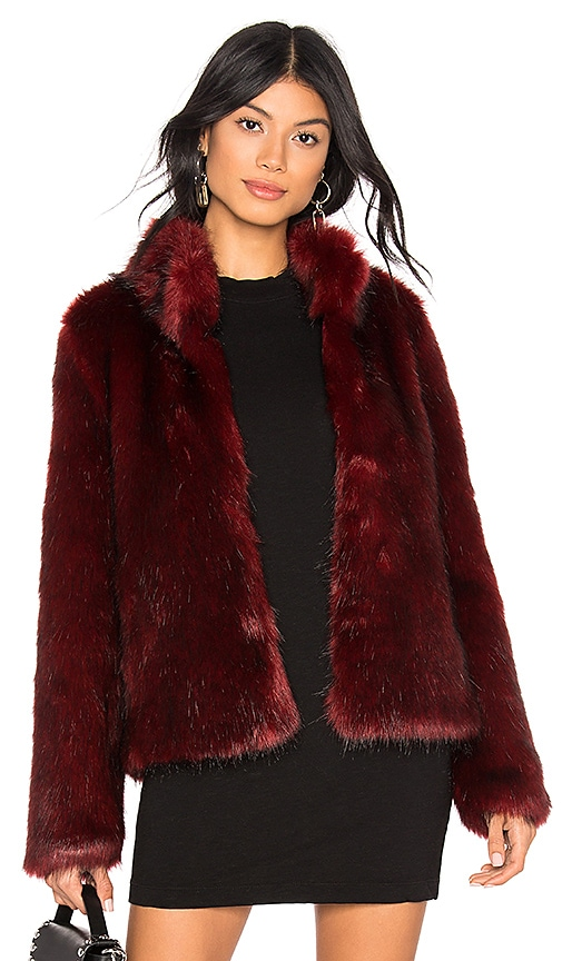 Faux Fur Delish Jacket