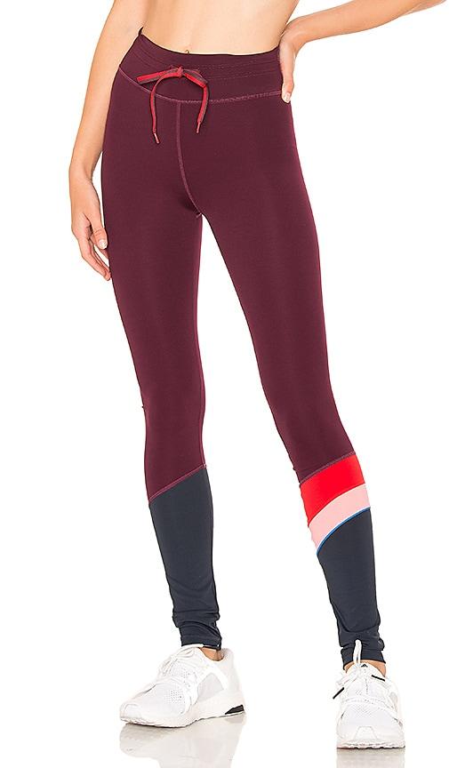 Retro Yoga Pant