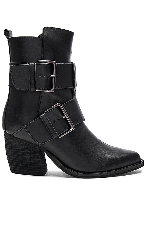 Urge Tame Booties in Black