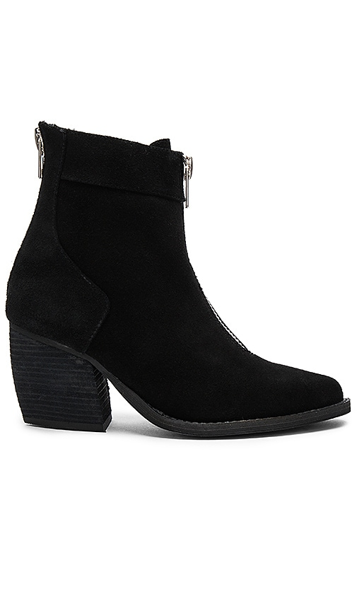 Urge Tish Booties in Black