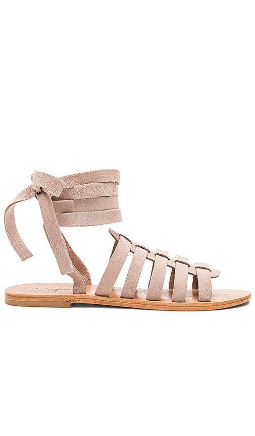 Urge Cario Sandal in Rose