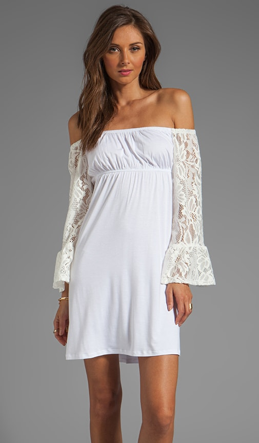 Skyler Off the Shoulder Dress