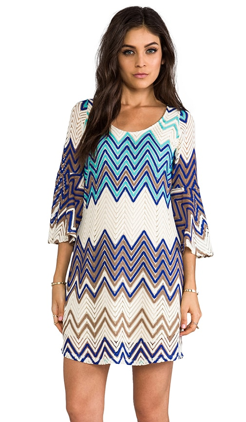Madeline Bell Sleeve Dress
