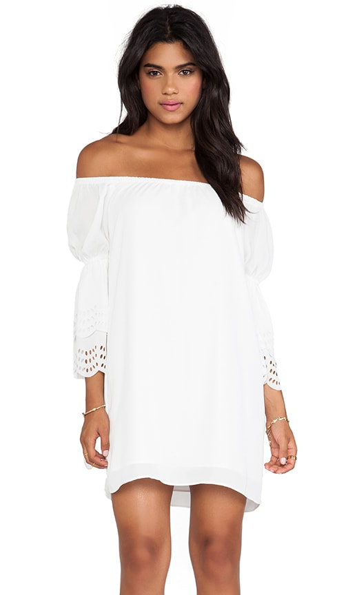 Celeste Off Shoulder Dress