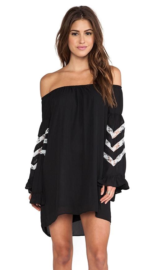 Miranda Off Shoulder Dress