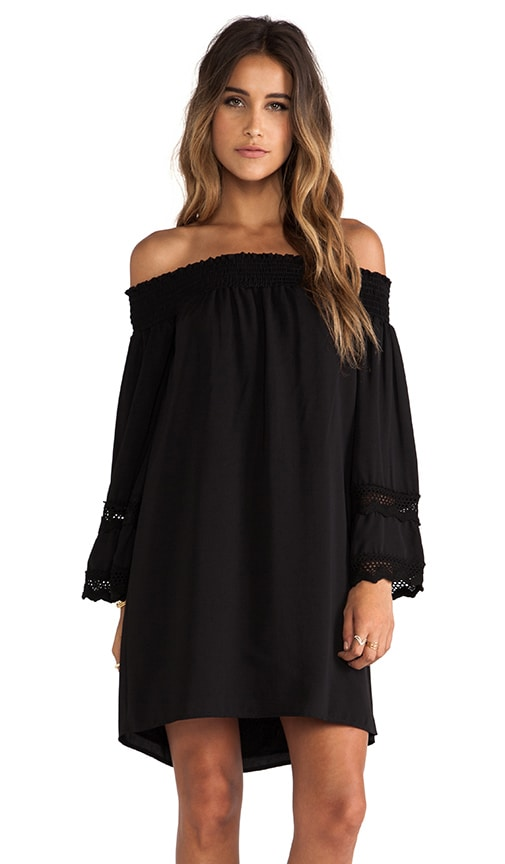Harley Off Shoulder Dress