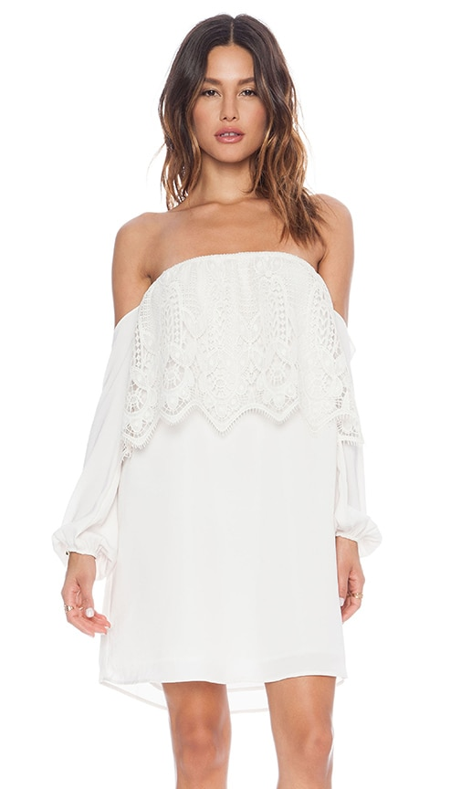 Nina Off Shoulder Dress