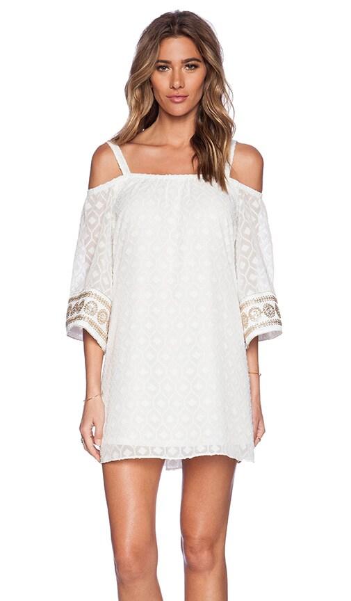 Irina Open Shoulder Dress