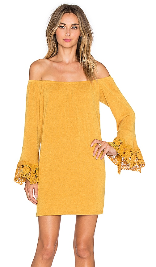 Joanne Off Shoulder Dress