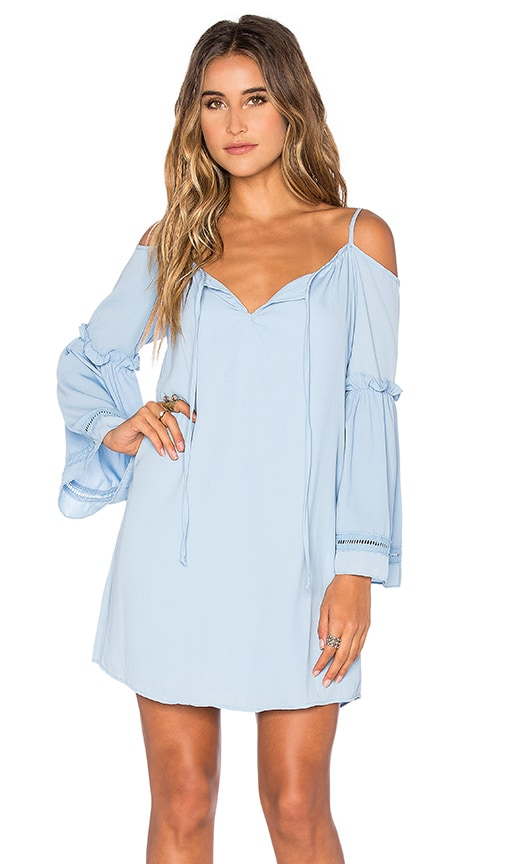 VAVA by Joy Han Jayne Dress in Baby Blue