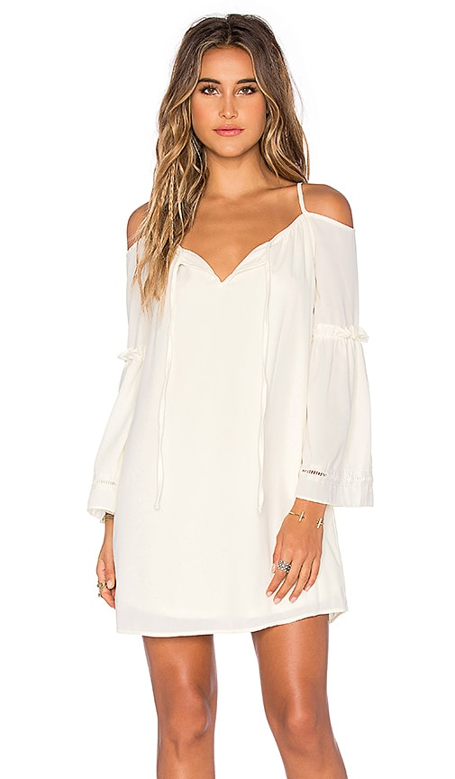 VAVA by Joy Han Jayne Dress in White