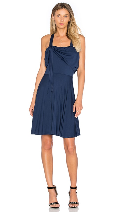VAVA by Joy Han Liliana Dress in Navy