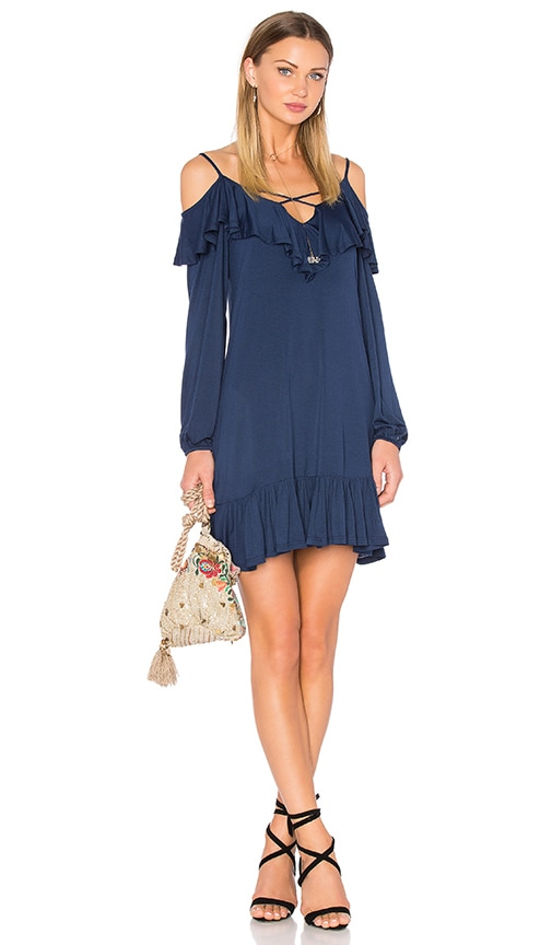 VAVA by Joy Han Penny Dress in Navy