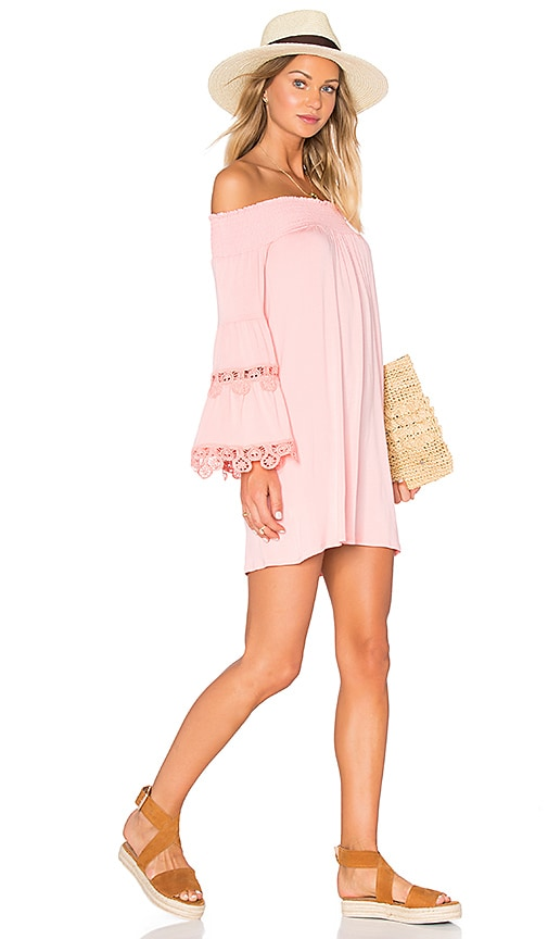 VAVA by Joy Han Bambi Dress in Pink