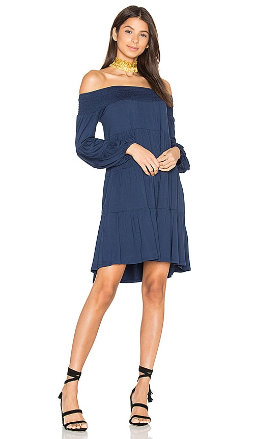 VAVA by Joy Han Darline Dress in Blue