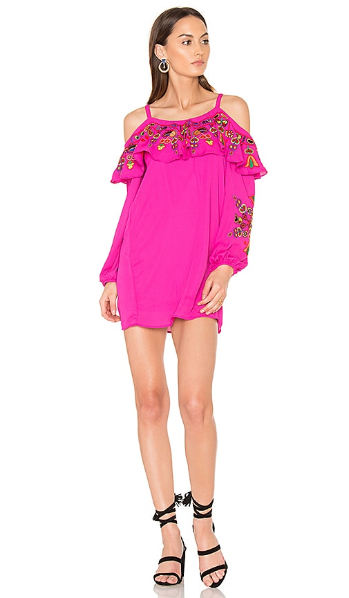 VAVA by Joy Han Leela Dress in Pink