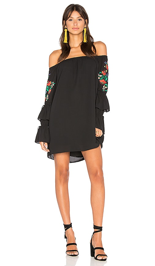 VAVA by Joy Han Hana Dress in Black