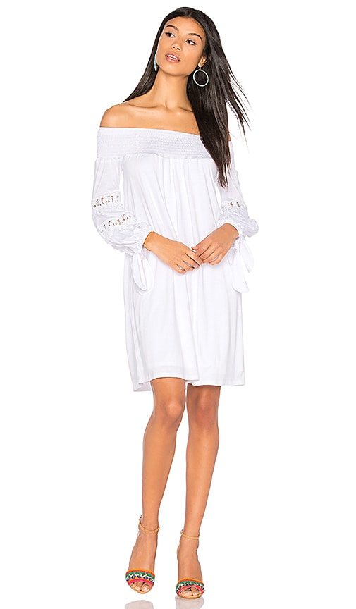 VAVA by Joy Han Karissa Dress in White