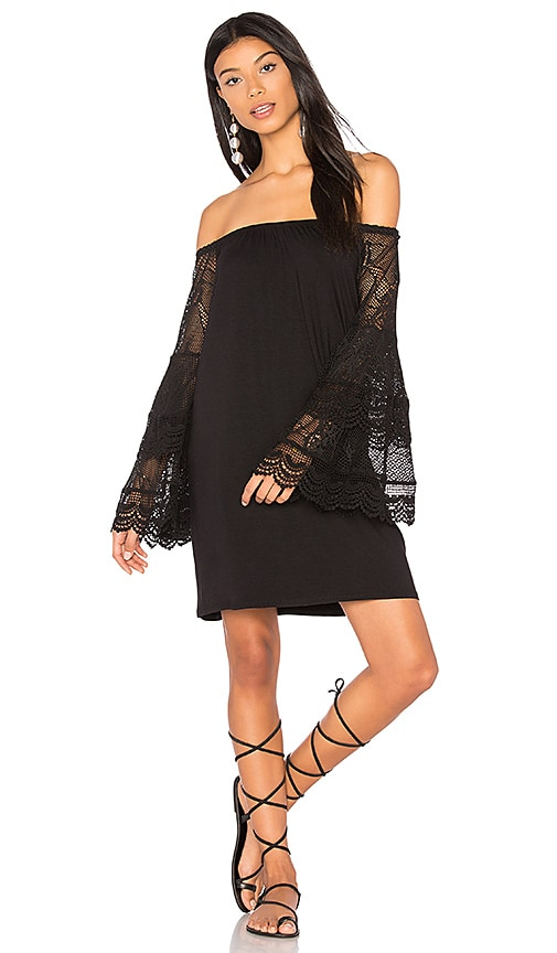 VAVA by Joy Han Rhea Dress in Black
