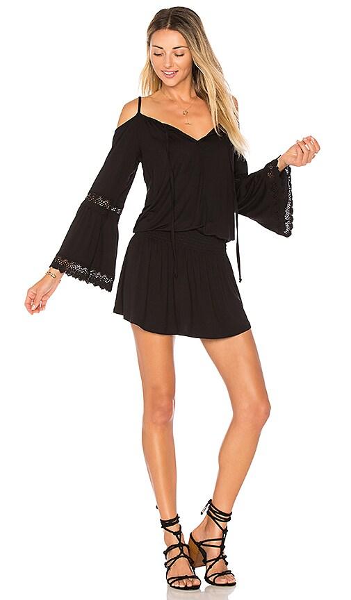 VAVA by Joy Han Morgana Dress in Black