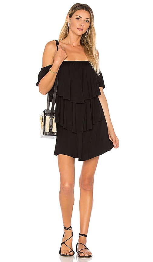 VAVA by Joy Han Marion Dress in Black