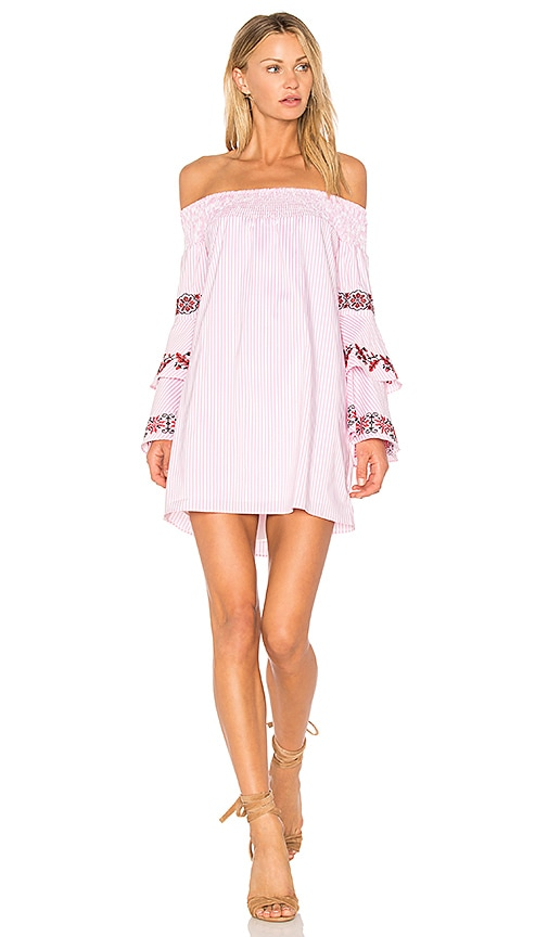 VAVA by Joy Han Beatrice Dress in Pink