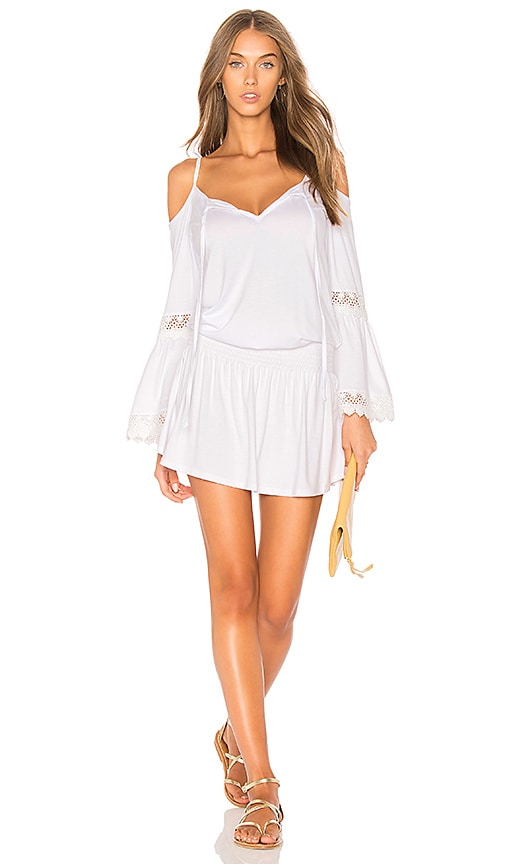 VAVA by Joy Han Morgana Dress in White