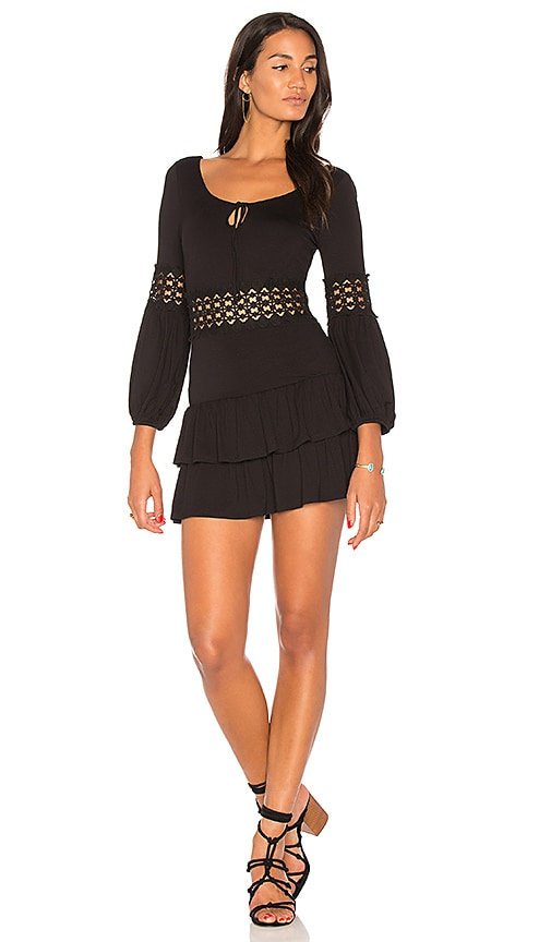 VAVA by Joy Han Marcela Dress in Black