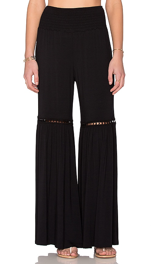 VAVA by Joy Han Samara Pant in Black