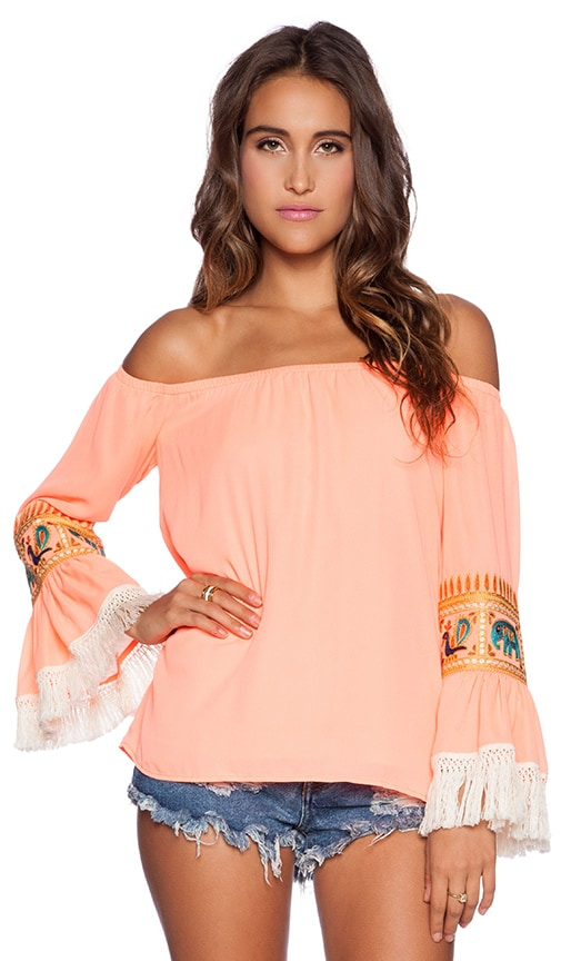 Chandra Off Shoulder Top