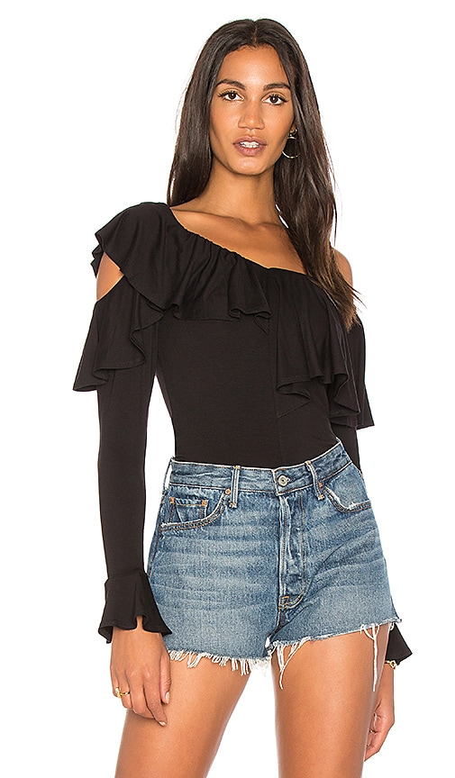 VAVA by Joy Han Anh Top in Black