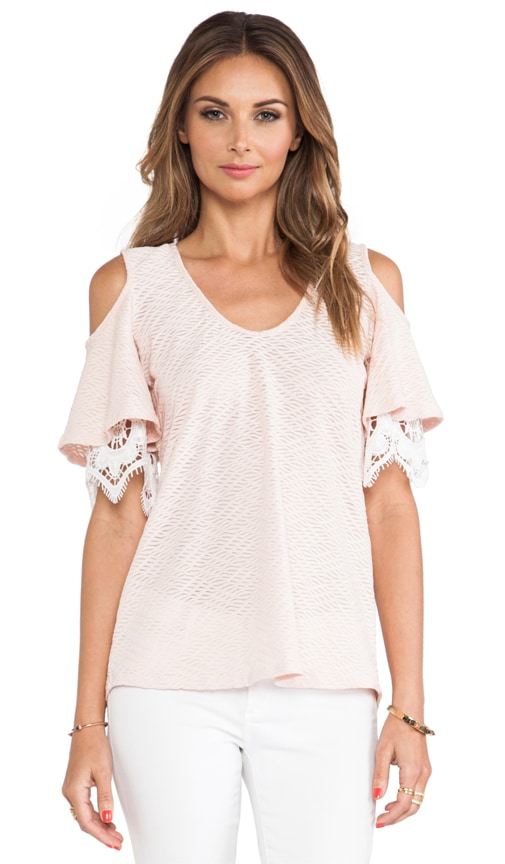 Caitlyn Open Shoulder Top