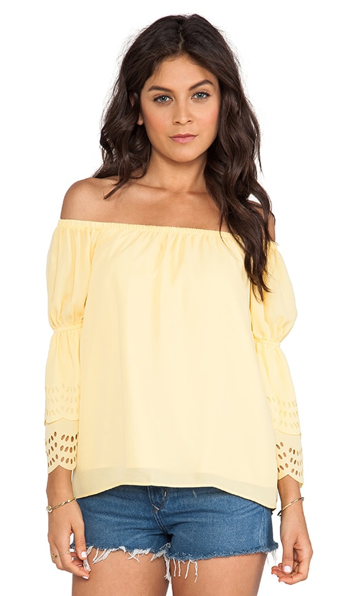 Celeste Off Shoulder Top