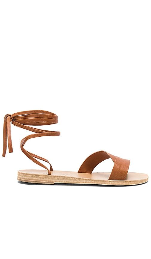 Marloes Sandal in Cognac. - size 37 (also in 36,38,39,40) Valia Gabriel