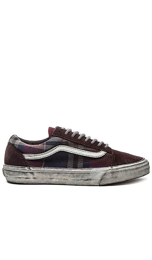 search for latest amazing selection free delivery California Old Skool Reissue Over Washed Plaid