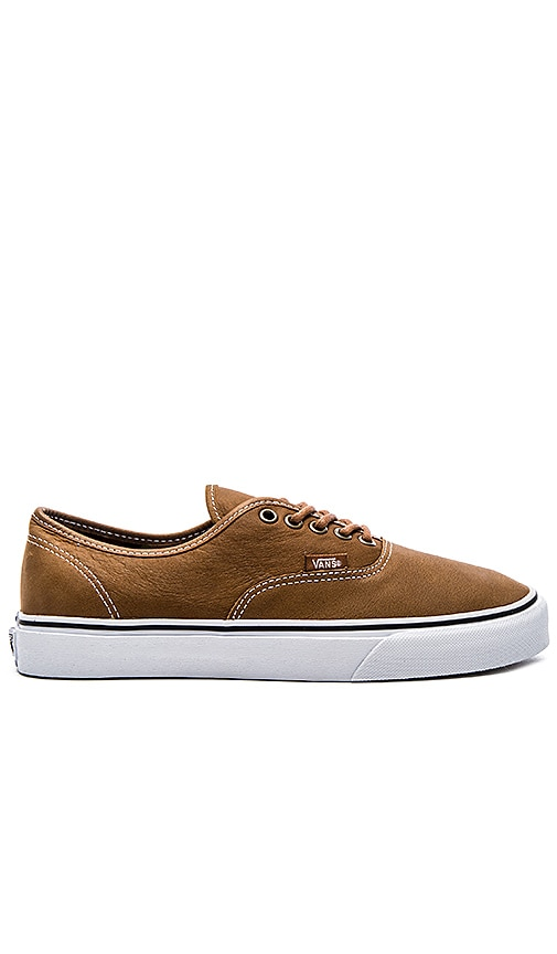 a3e9bdadd72173 Vans Authentic in Brown Guate