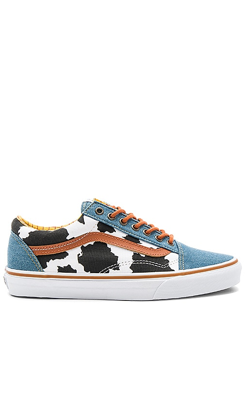 Vans ZAPATILLAS DEPORTIVAS TOY STORY OLD SKOOL en Woody   Denim ... 4b73aecb381