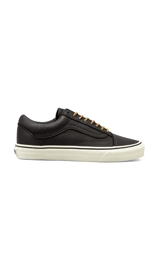 California Old Skool Re-Issue Leather