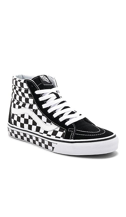 Vans Sk8-Hi Reissue Checkerboard in