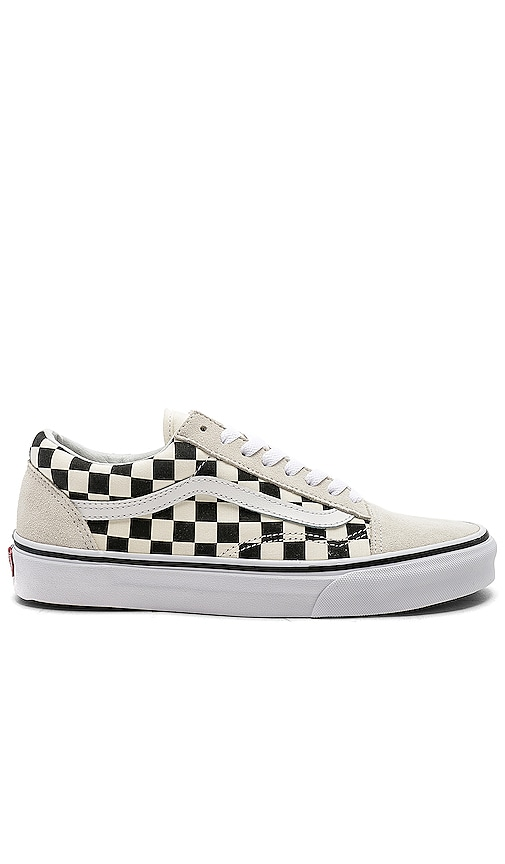 vans check old skool