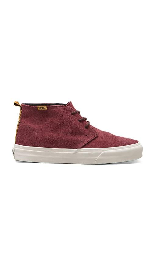 e0a8599f55 California Chukka Decon. California Chukka Decon. Vans