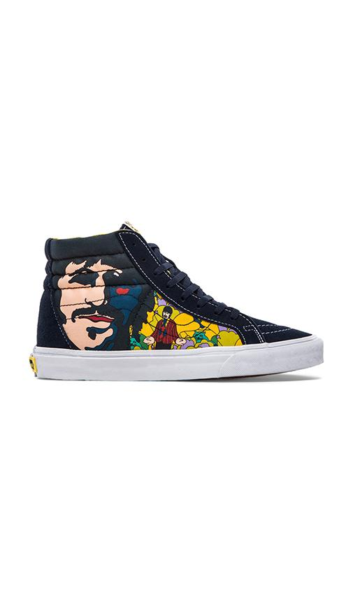 Sk8 Hi Reissue The Beatles