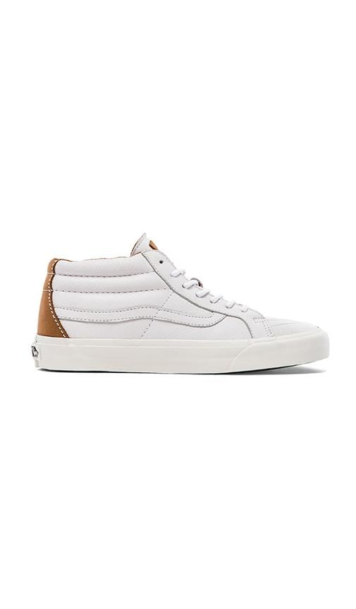 California Sk8 Mid Nappa Leather