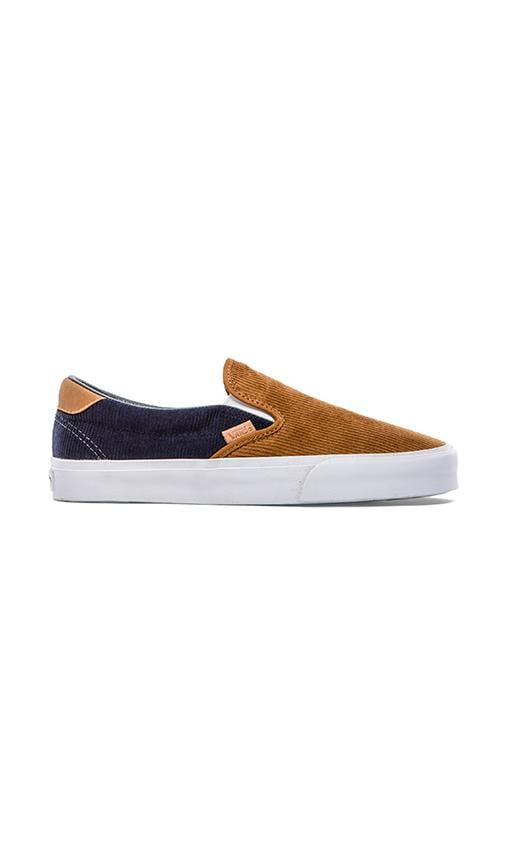 California Slip On 59 Corduroy Mix Up