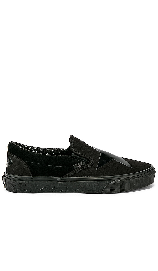x Bowie Classic Slip-On