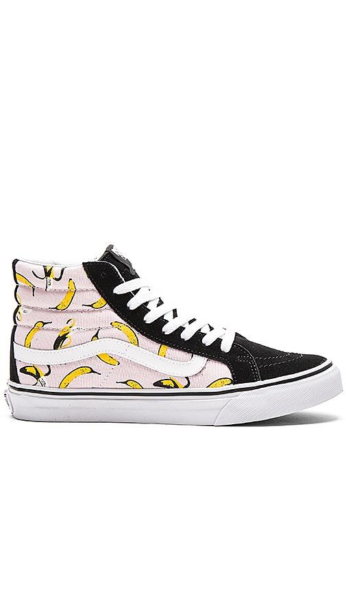 Bananas Sk8-Hi Slim Sneaker. Vans